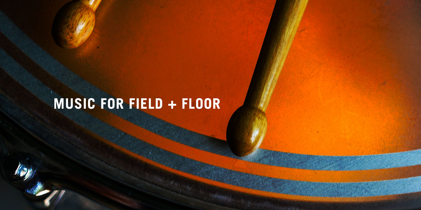 Sunset Scores Music for Field and Floor